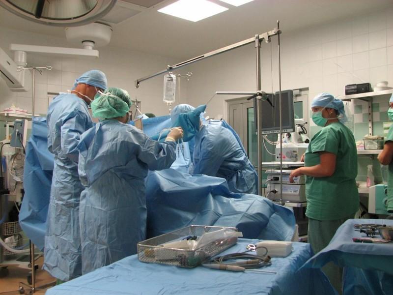 Больницы в Праге 4