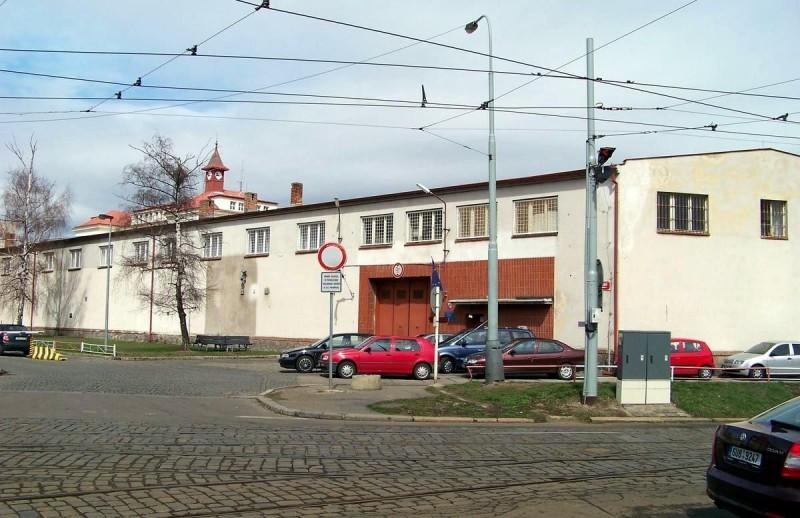 Тюрьма Панкрац 2
