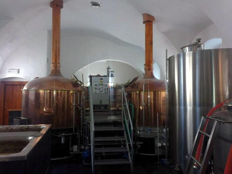 Пивоварня Бржевновского монастыря 1