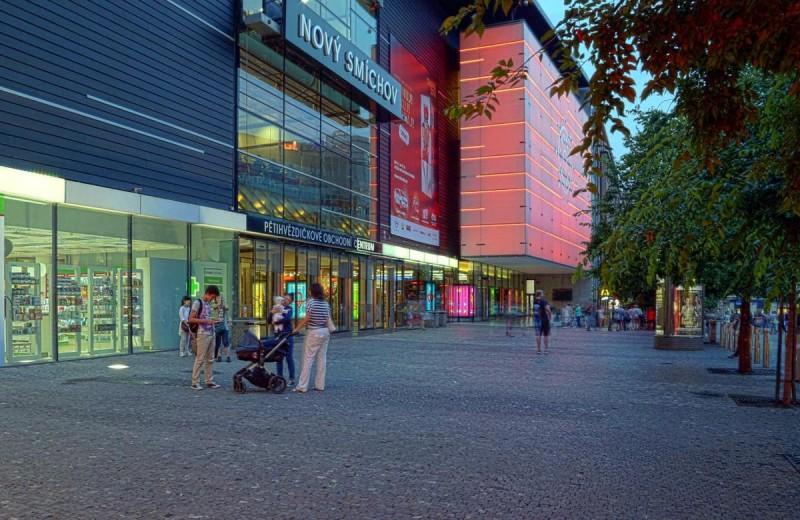 Торговый центр Новый Смихов 3