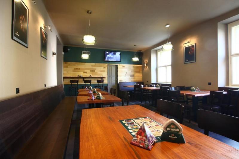 Bernard Pub Jeseniova 7