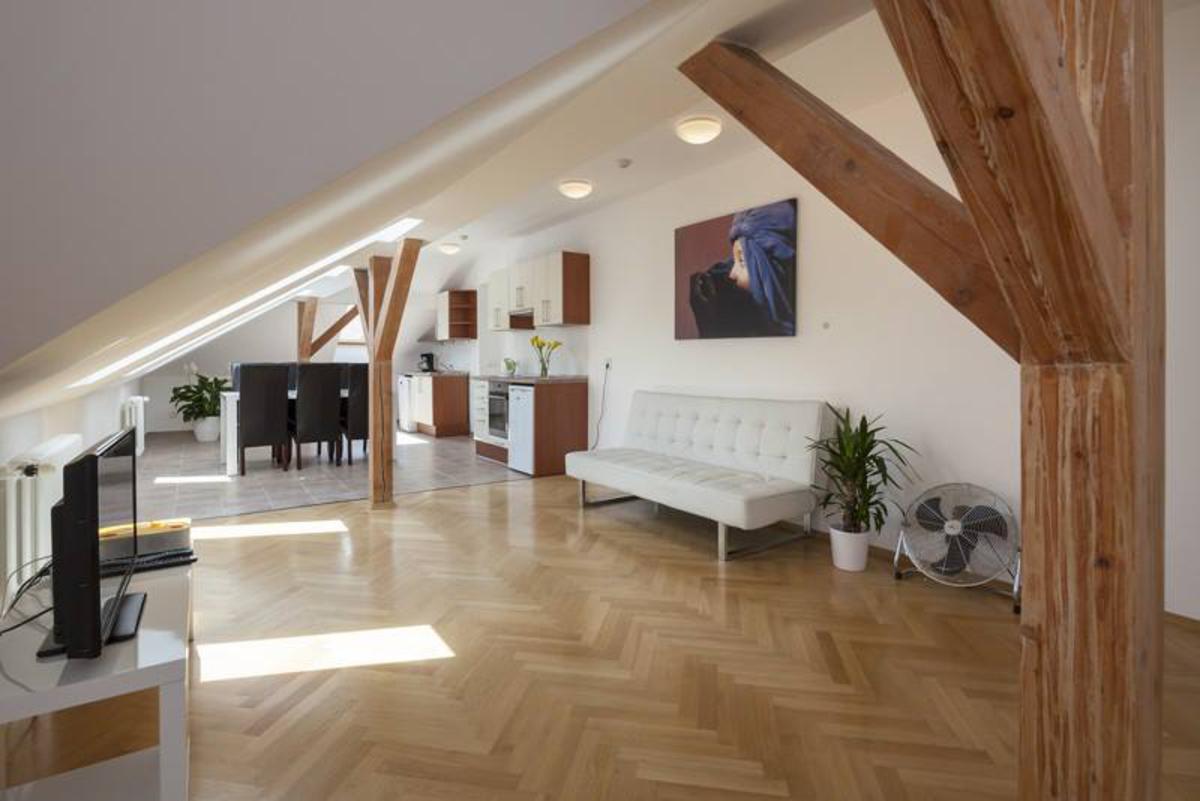 Отель Capital Apartments (Wenceslas)
