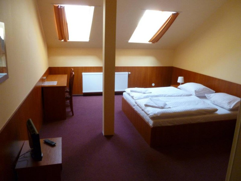 Отель Zlatá Váha 4