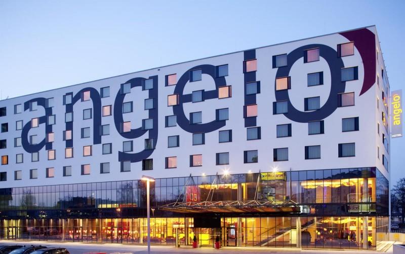 Angelo Hotel Prague 6