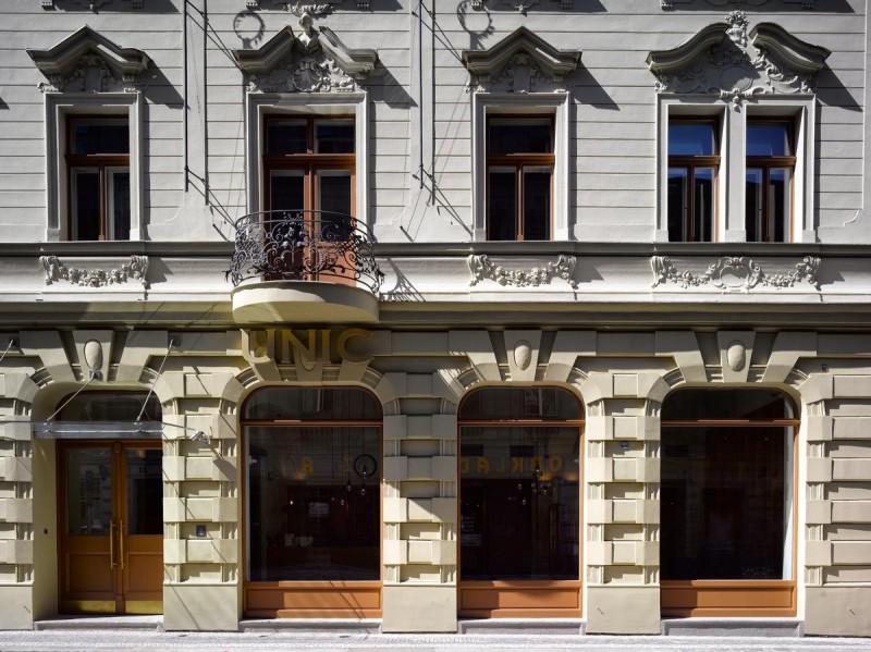 Hotel UNIC Prague 4
