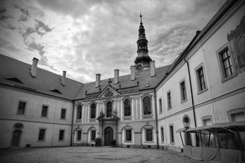 Дечинский замок 7