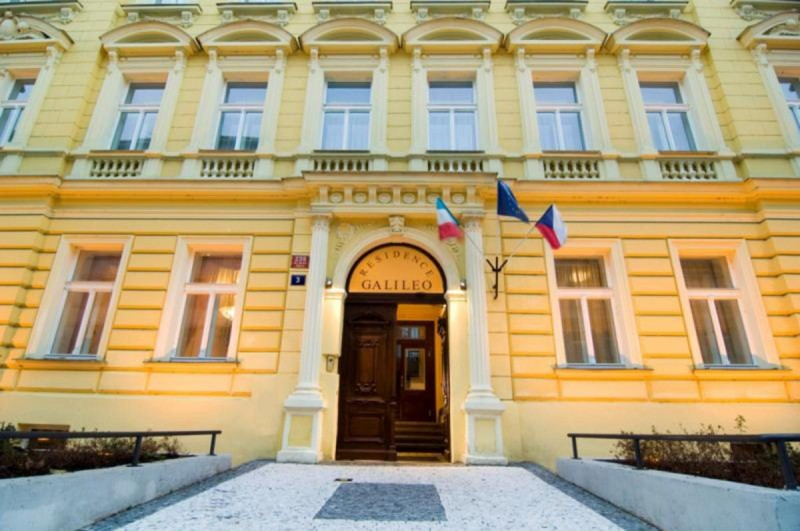 Отель Galileo 9
