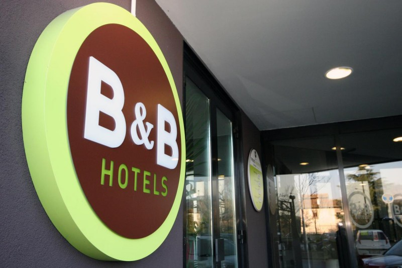 B&B Hotel Praha 8