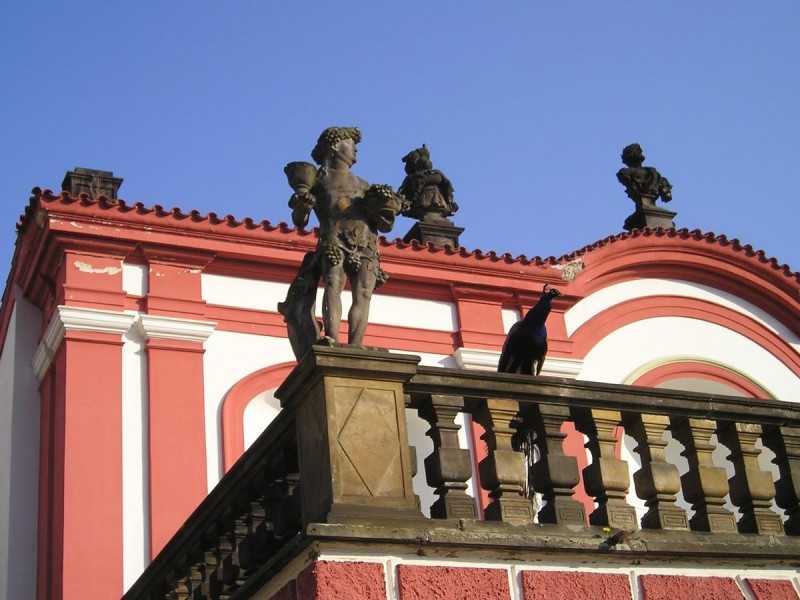 Замок Клаштерец-над-Огржи 2