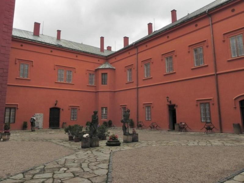 Замок Клаштерец-над-Огржи 7