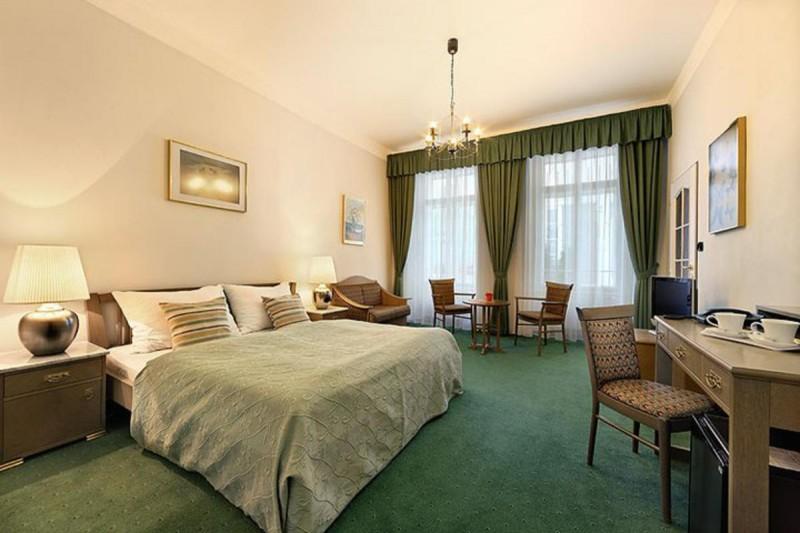 Отель Hotel Salvator 1