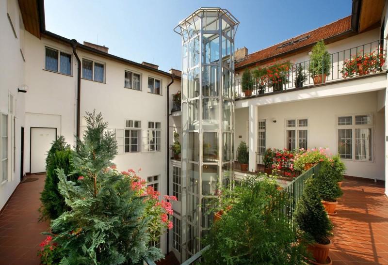 Отель Hotel Salvator 2