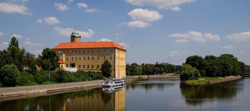 Подебрадский замок 1