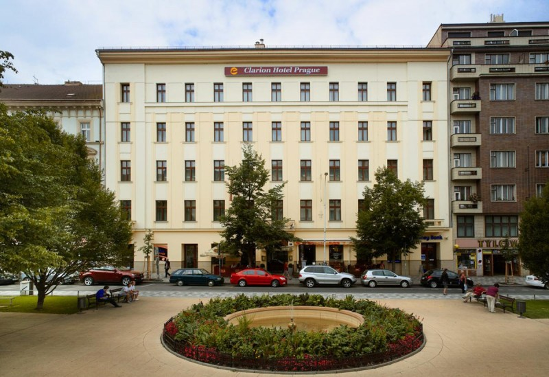 Clarion Hotel Prague City 6