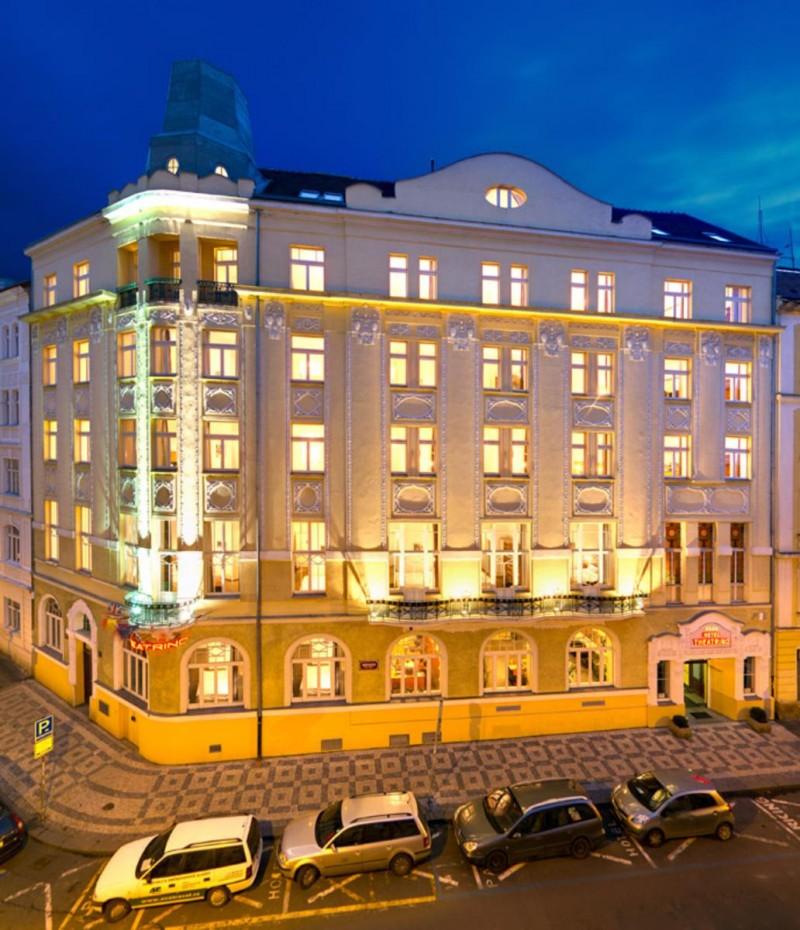 Hotel Theatrino 9