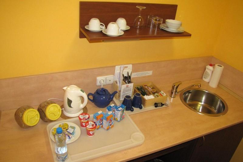 Aparthotel Austria Suites 4