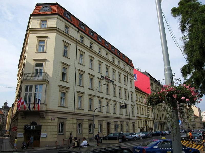 Chopin Hotel Prague 2
