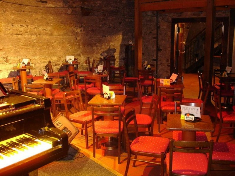 Клуб AghaRTA Jazz Centrum 3