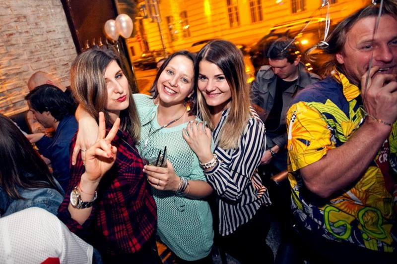 Клуб Groove bar 14