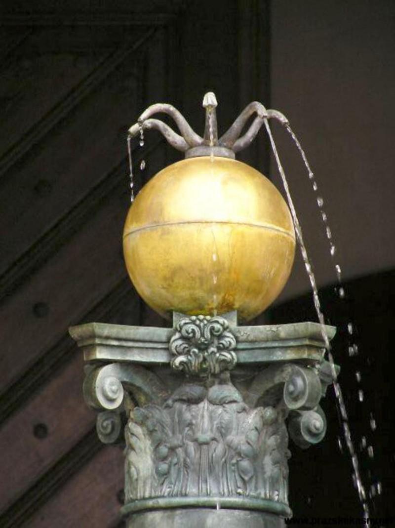 Орлиный фонтан 1