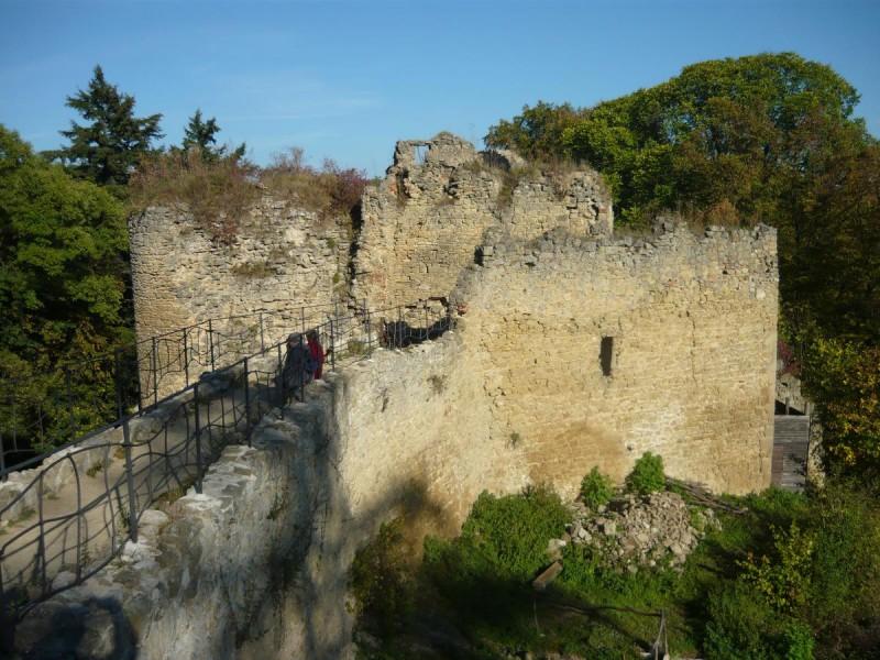 Замок Цимбурк 1