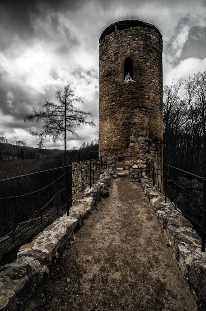 Замок Цимбурк 3