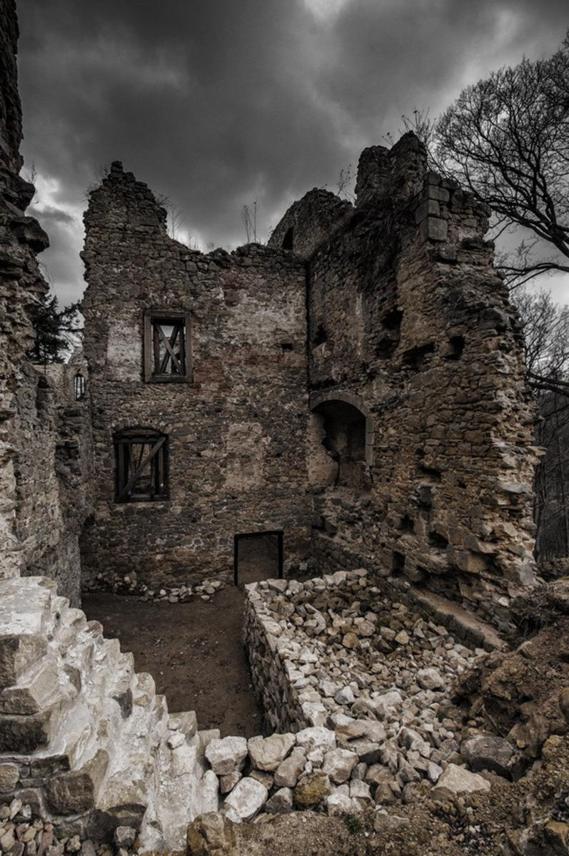 Замок Цимбурк 4