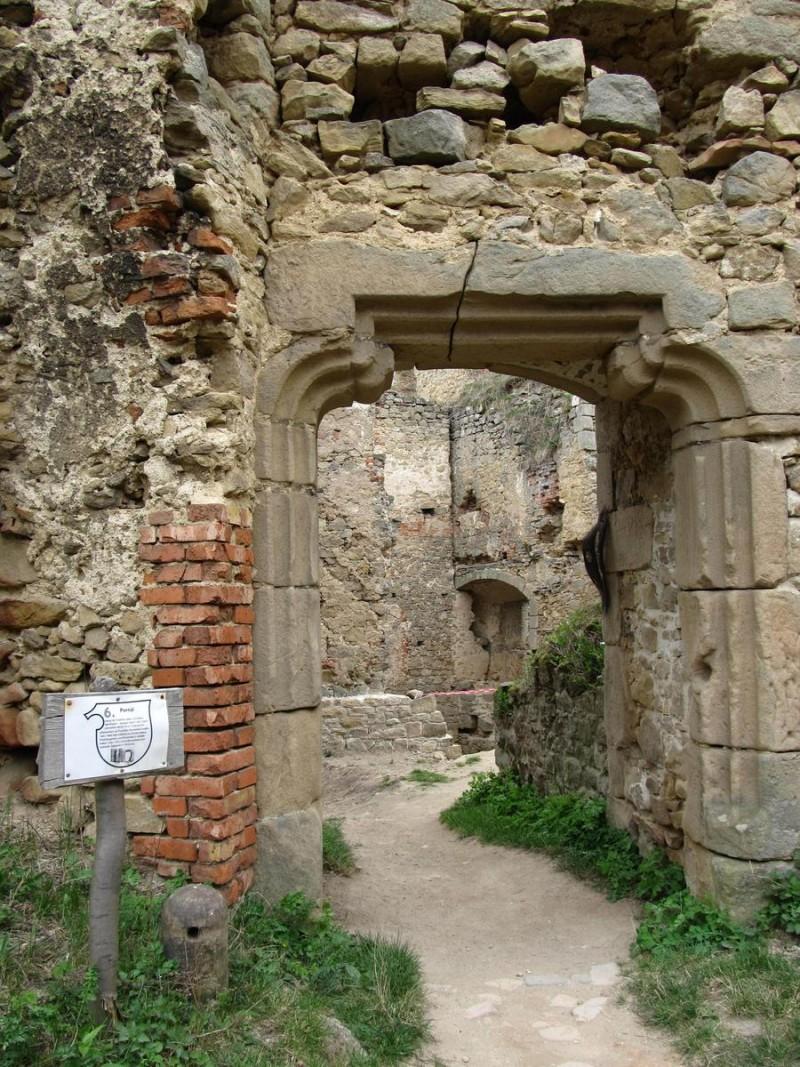 Замок Цимбурк 7