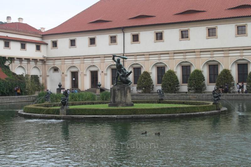 Herkulova fontána 4