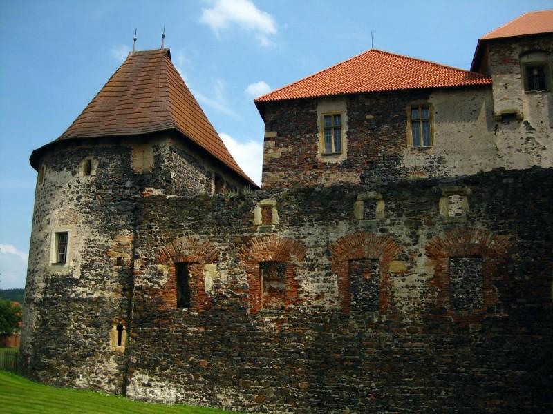 Замок Швихов 7