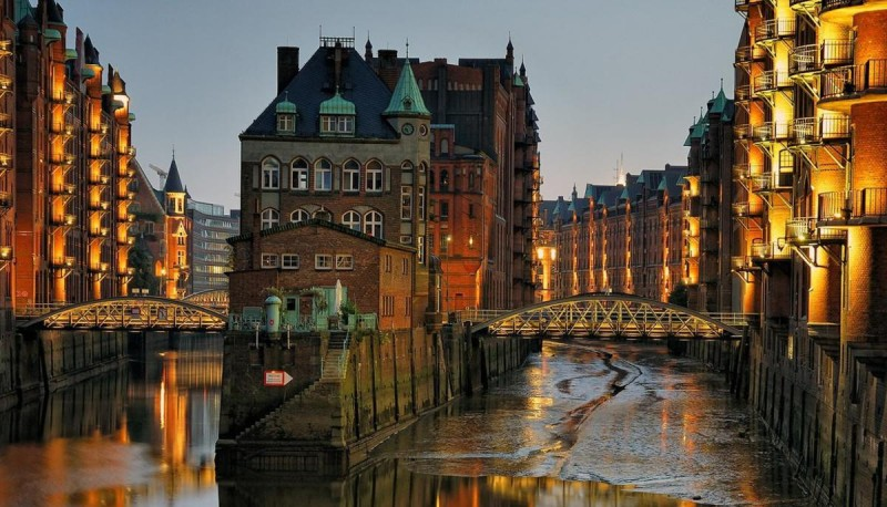 Как добраться из Прагу в Гамбург 2