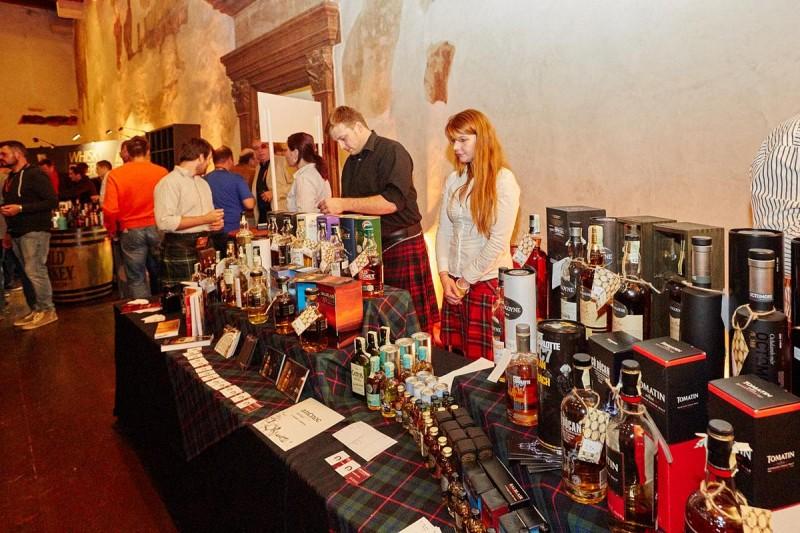 Фестиваль виски в Праге 2