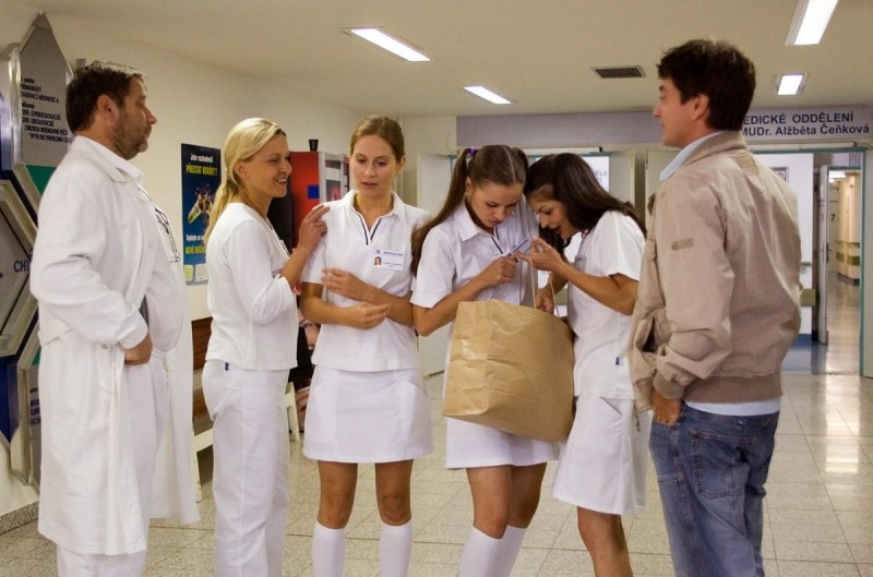 Больница на окраине города