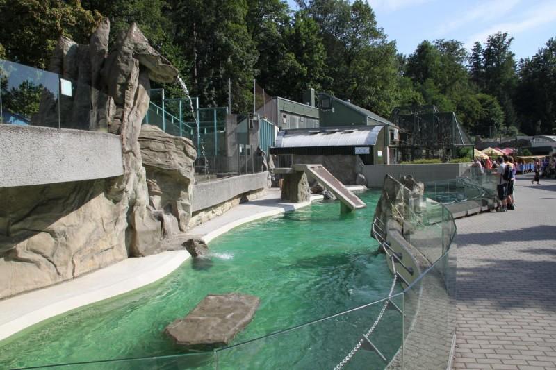 Зоопарк в Либерец 4