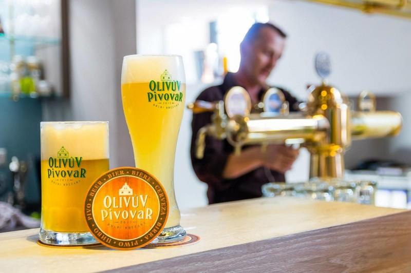 Пивная Olivuv Pivovar 1