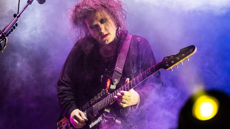 The cure 1