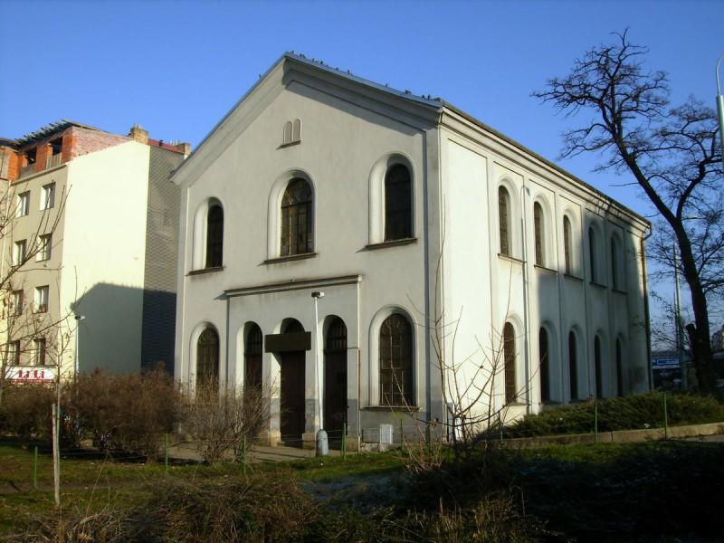 Либенска синагога 10
