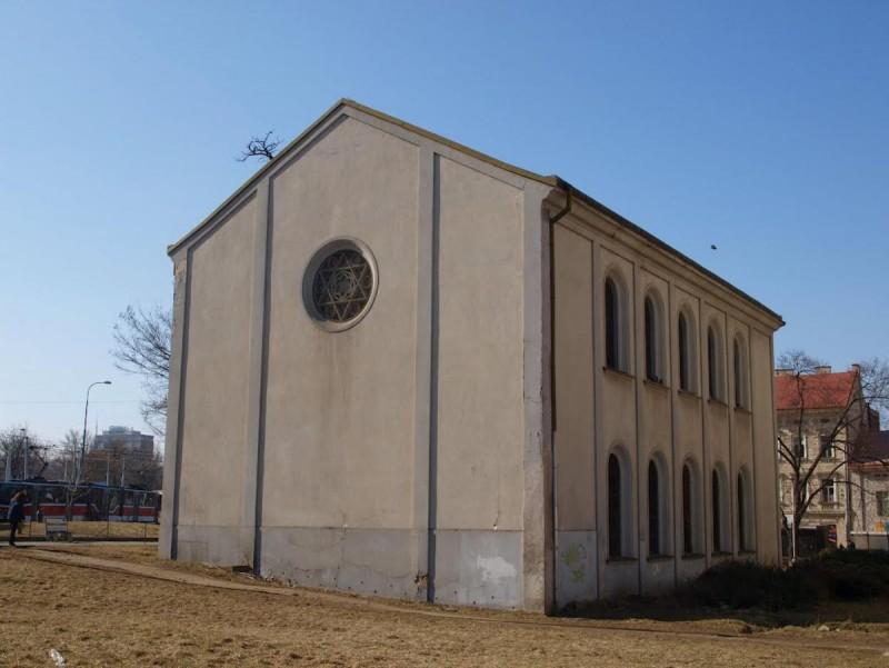 Либенска синагога 8