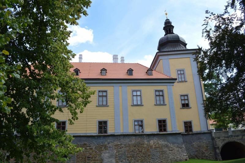 Замковый ареал Цтенице 6