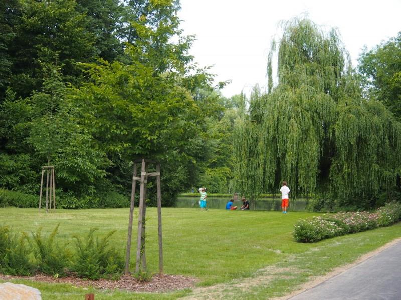 Парк имени Петра Безруча