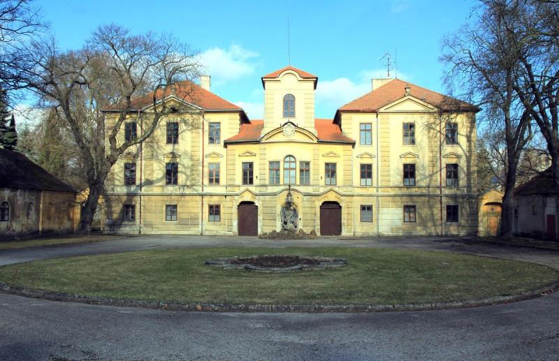 Замок Белоград