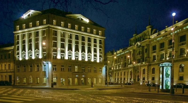 Отель 987 Prague Hotel 8