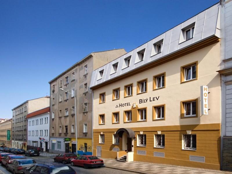Отель Bily Lev