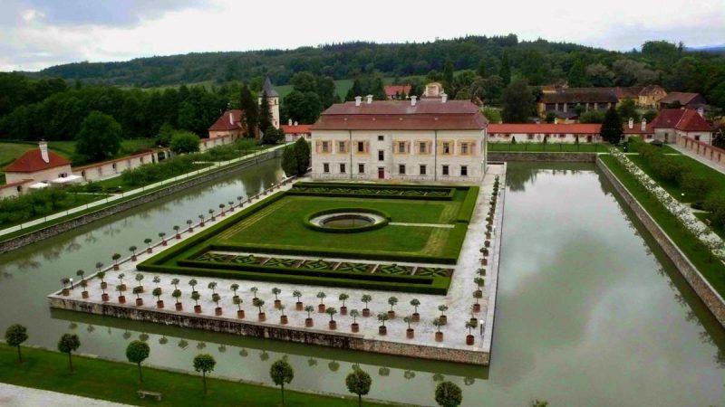 Замок Кратохвиле 4