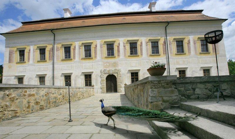 Замок Кратохвиле 6