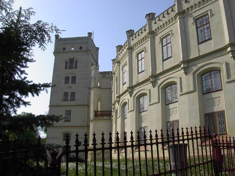 Замок Новый Светлов 10