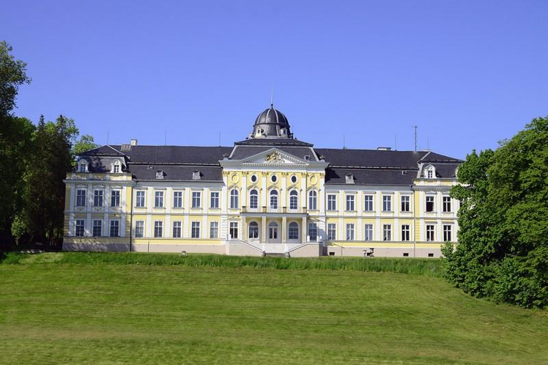 Замок Шилгержовице 2