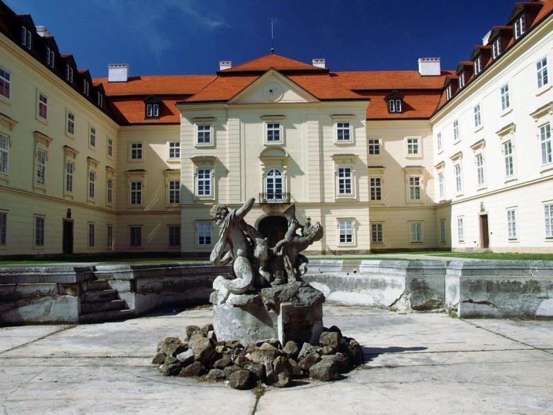 Замок Напаедла 1