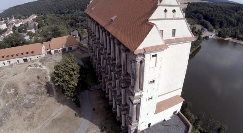 Замок Плумлов 1