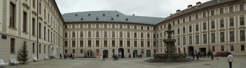 Картинная галерея Пражского Града 8